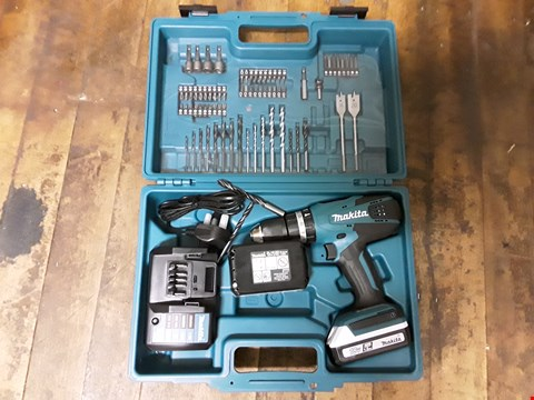 Lot 1735 GRADE 1 MAKITA 18V G SERIES COMBI DRILL RRP £169.99