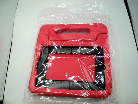 Lot 3220 2 X RED IPAD AIR STAND