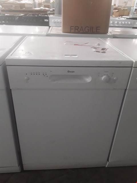 Lot 41 SWAN SDW7080W WHITE 12 PLACE DISHWASHER RRP £259