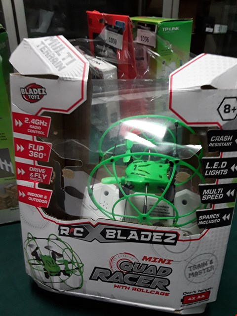 Lot 1042 X BLADEZ MINI QUAD RACER RRP £43