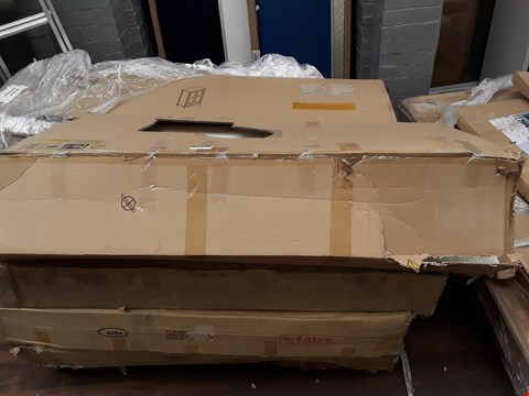 Lot 413 PALLET OF ASSORTED FLAT PACK FURNITURE PARTS