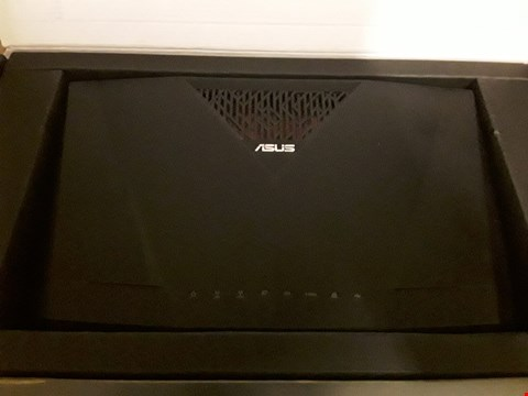 Lot 8122 ASUS WIRELESS AC3100 WI-FI VDSL/ADSL MODEM ROUTER