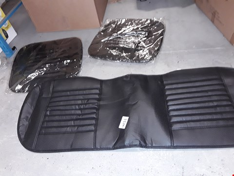 Lot 14035 LOT OF 3 CAR SEAT COVERS