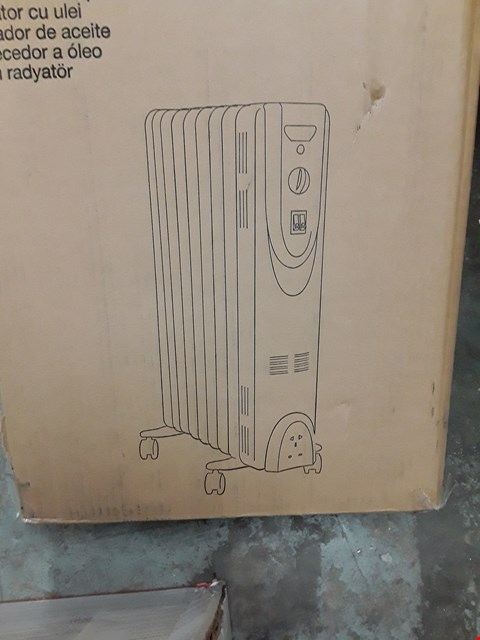 Lot 249 BOXED 2000 W OIL FILLED RADIATOR