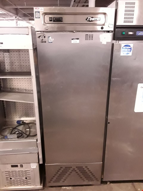 Lot 15195 FOSTER TALL REFRIGERATED UNIT