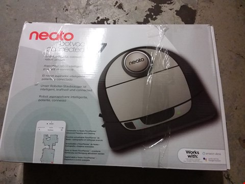 Lot 1127 NEATO ROBOTICS BOTVAC D7 CONNECTED VACUUM