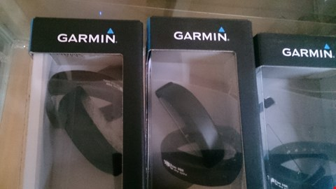 Lot 7 3 BOXED GARMIN VIVOSMART