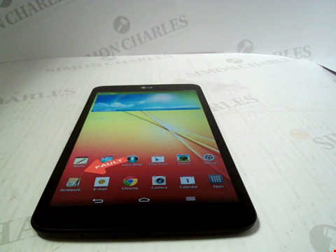 Lot 6130 LG ANDROID TABLET