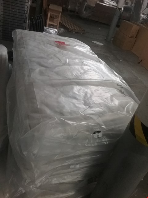 Lot 102 BAGGED 90CM SINGLE MATTRESS