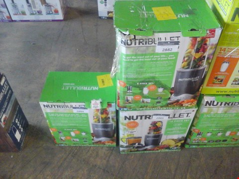 Lot 308 BOXED NUTRIBULLET 600 SERIES NUTRITION EXTRACTOR RRP £79.99