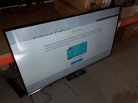 "Lot 2020 SAMSUNG UE48J5500 48"" LED HD TELEVISION WITH REMOTE"