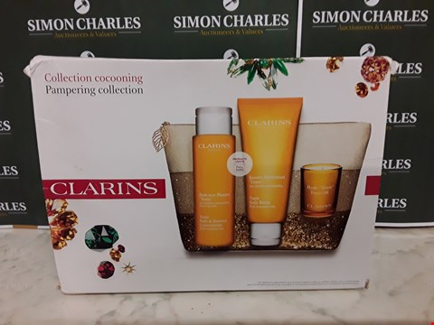 Lot 12039 CLAIRNS STYLE PAMPERING COLLECTION BOXSET