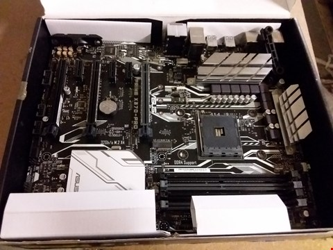Lot 29 BOXED ASUS PRIME X370-PRO MOTHERBOARD