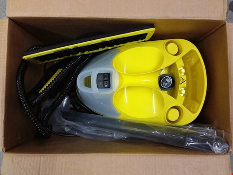 Lot 8360 KARCHER SC4 STEAM CLEANER