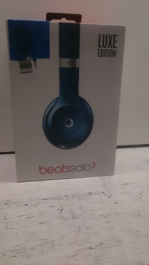 Lot 56  BEATS SOLO 2 HEADPHONES