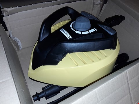 Lot 12532 KARCHER T 450 T-RACER SURFACE CLEANER
