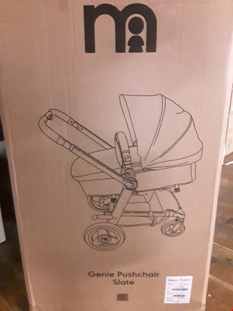 Lot 834 BOXED MOTHERCARE GENIE PUSHCHAIR