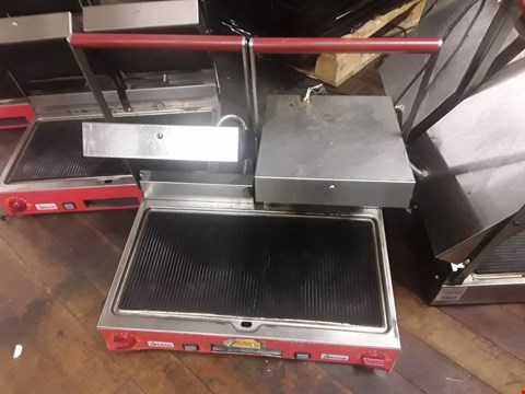 Lot 1071 SIRMAN COMMERCIAL PANINI GRILL