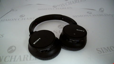 Lot 17064 SONY WIRELESS STEREO HEADSET - WH-CH700N