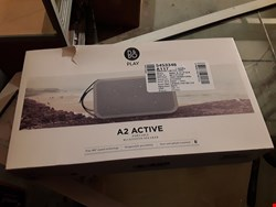 Lot 114 BANG & OLUFSEN A2 ACTIVE PORTABLE BLUETOOTH SPEAKER