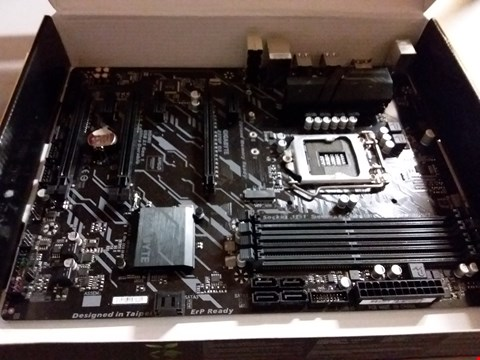 Lot 12020 GIGABYTE Z370P D3 ULTRA DURABLE MOTHERBOARD