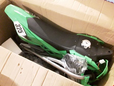 Lot 1379 BOXED VOLT 6V BATTERY OPERATED MOTOBIKE RRP £132