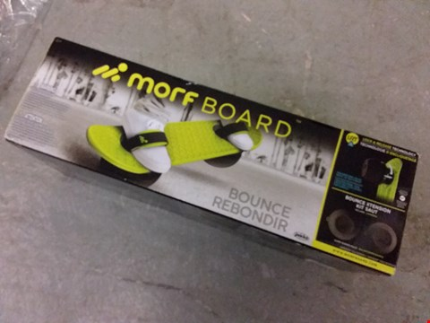 Lot 2083 BOXED MORF BOARD BOUNCER ATTACHMENT RRP £49.99