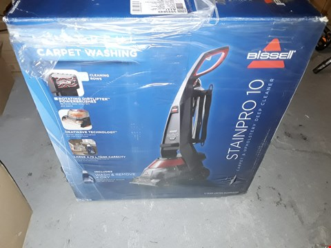 Lot 577 BISSELL STAINPRO 10 CARPET CLEANER