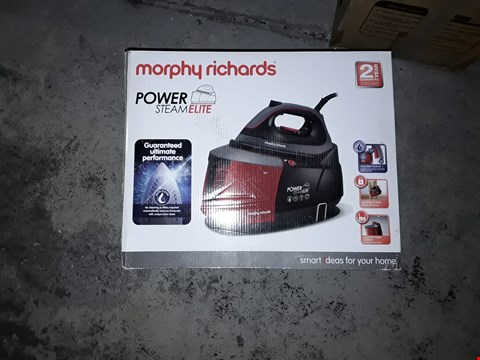 Lot 1108 MORPHY RICHARDS POWER STEAM ELITE IRON