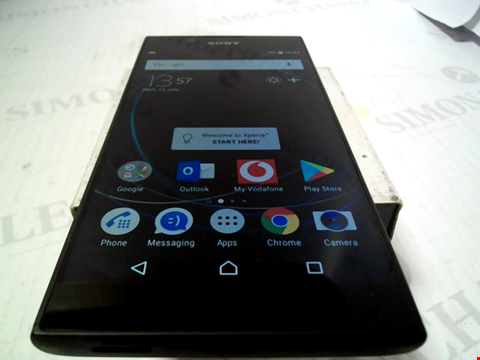 Lot 6081 SONY XPERIA L1 16GB ANDROID SMARTPHONE