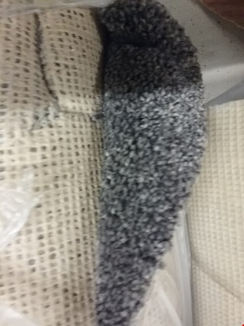 Lot 9013 4 BAGGED ROLLS OF CARPET TO INCLUDE A 05.00M × 01.26M EMPEROR CHARCOAL ROLL OF CARPET