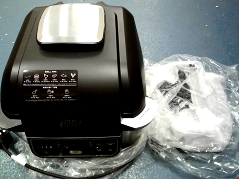Lot 85 OUTLET NINJA FOODI HEALTH GRILL AIR FRYER 5.7 LITRES