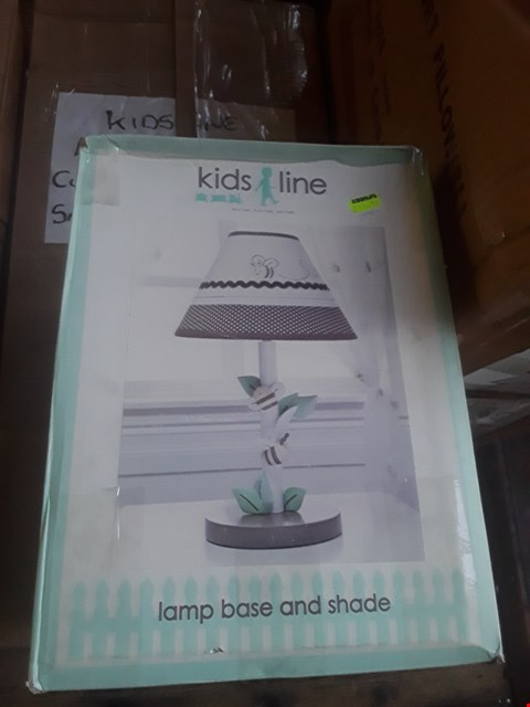 Lot 2017 6 BRAND NEW BOXED KIDSLINE LAMPS  RRP £180