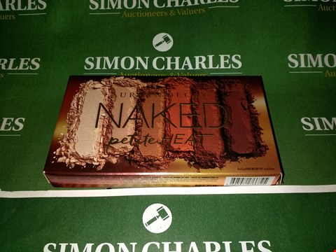Lot 43 URBAN DECAY NAKED PETITE HEAT MAKEUP PALETTE