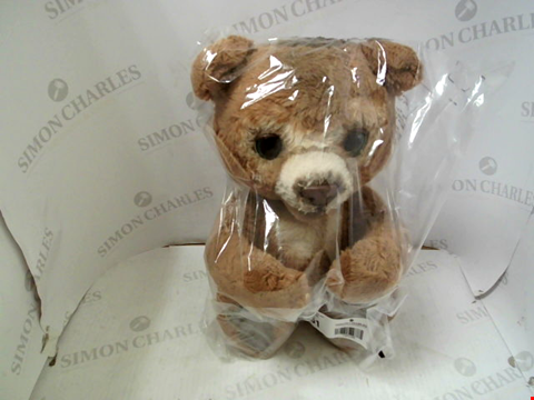 Lot 551 FURREAL FRIENDS FURREAL CUBBY, THE CURIOUS BEAR INTERACTIVE PLUSH TOY RRP £124.99