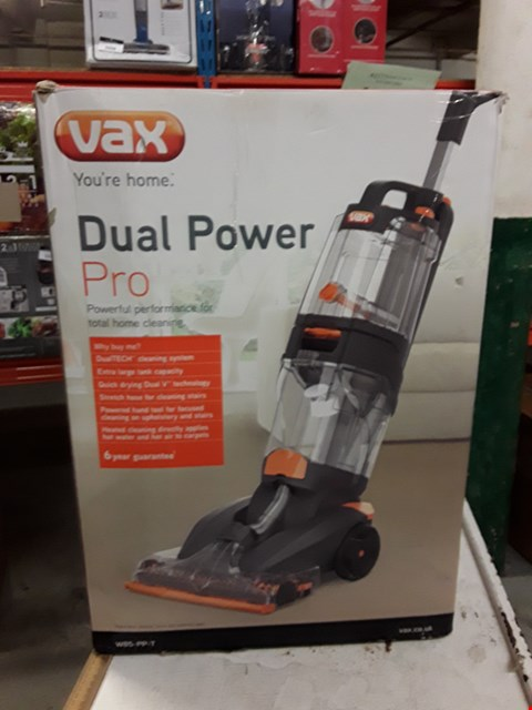 Lot 3007 VAX DUAL POWER PRO FLOOR CLEANER