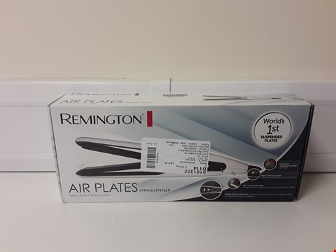 Lot 6086 BOXED REMINGTON AIR PLATES STRSIGHTENERS