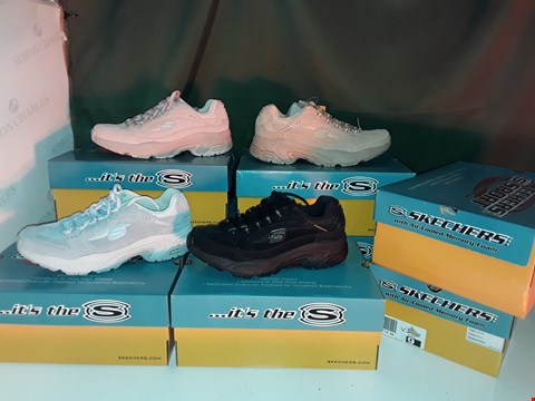 Lot 1084 LOT OF APPROXIMATELY 8 ASSORTED PAIRS OF SKETCHERS SPORT TRAINERS