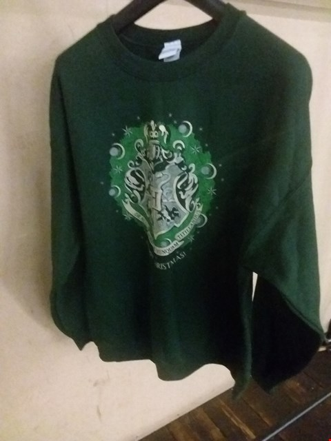 Lot 5089 BRAND NEW EXTRA LARGE HARRY POTTER - HAPPY HOGWARTS SWEATSHIRT