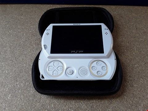 Lot 5061 SONY PSP GO CONSOLE