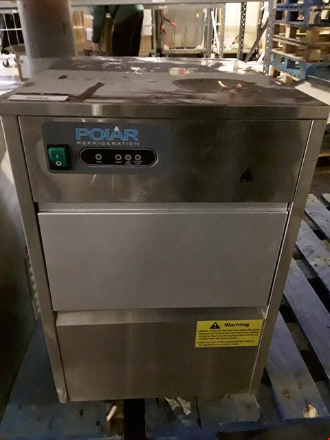 Lot 9095 POLAR COMMERCIAL ICE MAKING UNIT