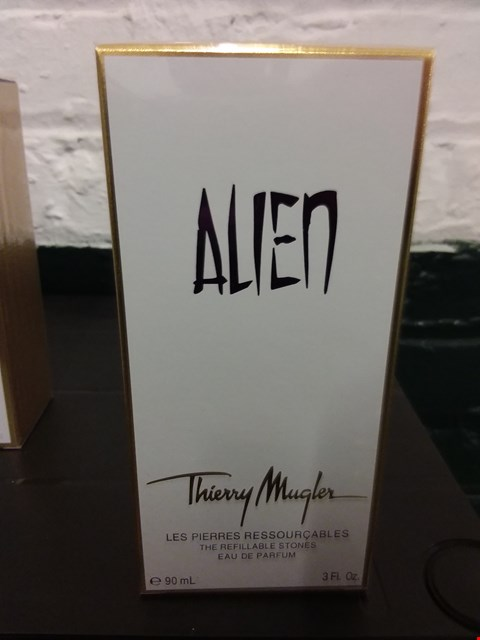 Lot 11027 BOXED THIERRY MUGLET ALIEN EAU DR PARFUM 90ML