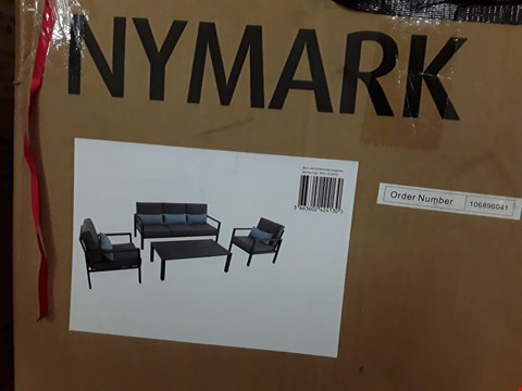 Lot 38 BOXED BLOOMA NYMARK THREE SEATER COFFEE SET
