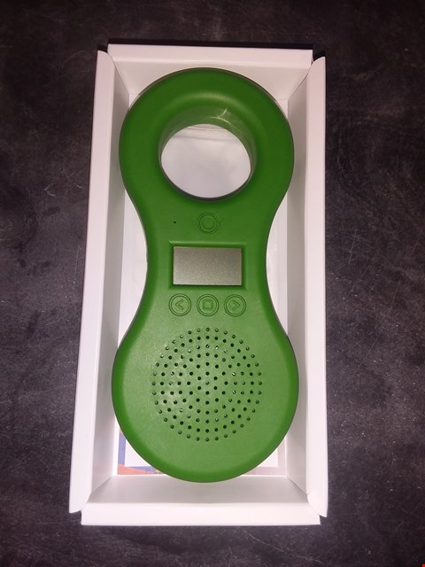 Lot 5144 Ocarina Music Player - MP3 Player for Kids - Shockproof