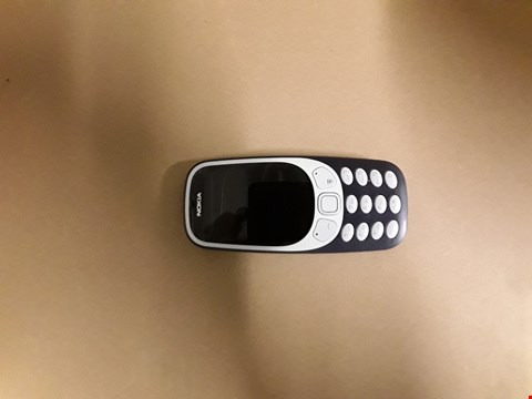Lot 2150 NOKIA 3310 MOBILE PHONE RRP £80