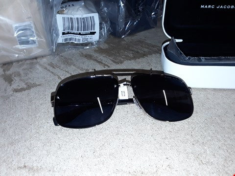 Lot 9227 MARC JACOBS 318/S SUNGLASSES IN SILVER RRP £149.00