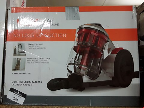 Lot 584 VAX AIR TOTAL HOME VACUUM CLEANER