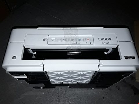 Lot 422 EPSON XP-247 WIFI PRINTER