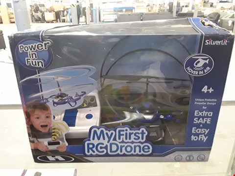 Lot 13 MY FIRST RC DRONE  RRP £44.99
