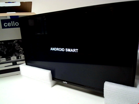 """Lot 16673 CELLO SMART LED TV SUPERFAST ANDROID 7 24"""""""